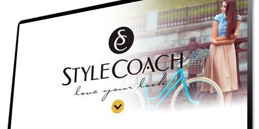 Style Coach Ipswich website itseeze