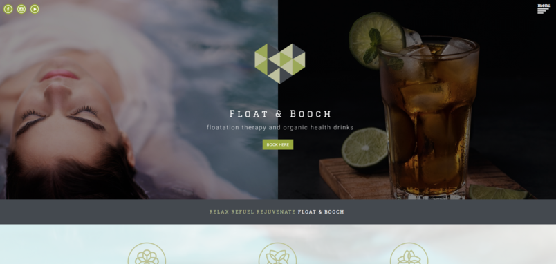 Float & Booch Website